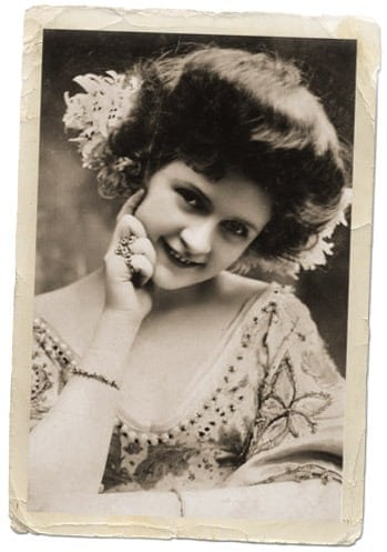 Billie Burke: Don't neglect your teeth (1912)