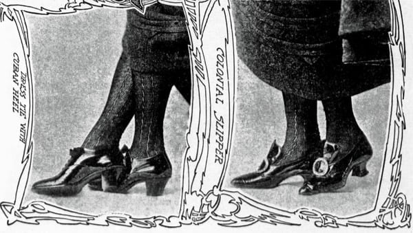 The ideal woman's foot (1902)