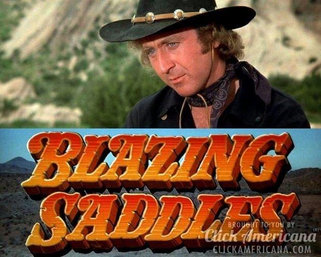 'Blazing Saddles' is typical Mel Brooks (1974)