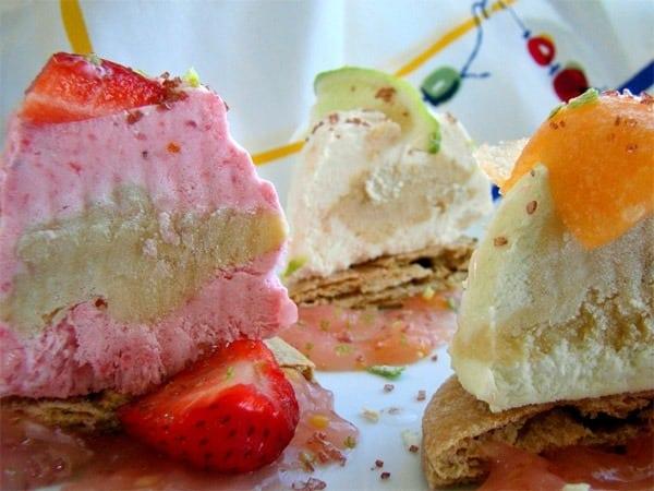Frozen desserts: Mousse, bombes & parfaits (1921)
