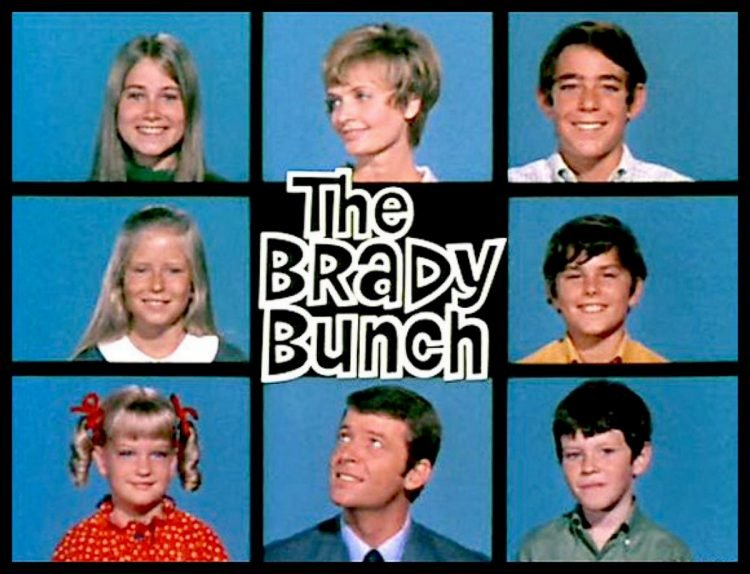 The Brady Bunch TV show opening titles