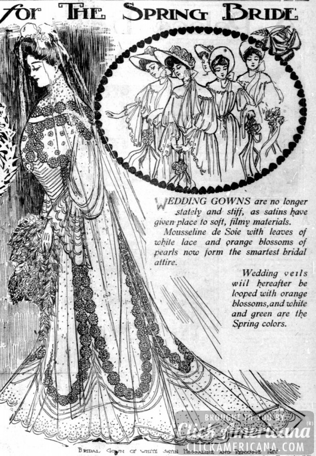 bride-Washington times-1904