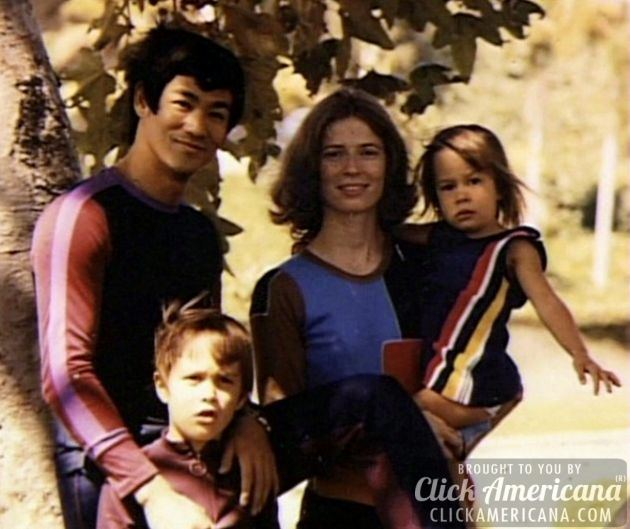 The death of Bruce Lee (1973) - Click Americana