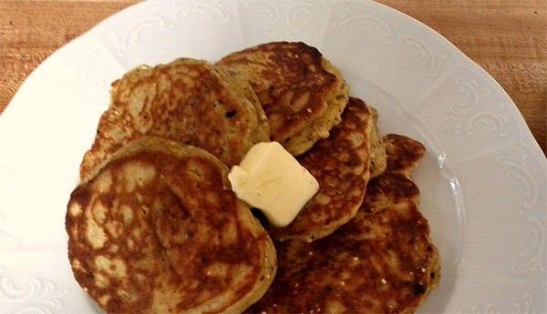 5 ways to make buckwheat pancakes (1904)