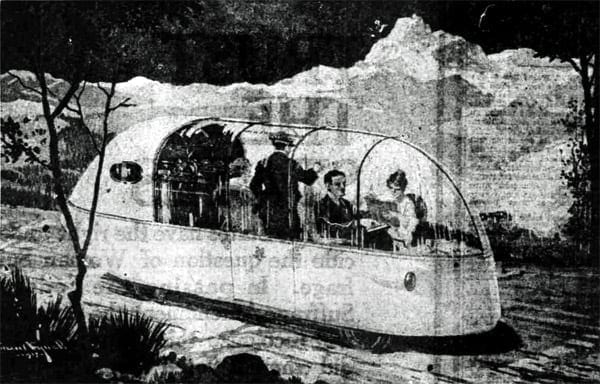 The car of the future (1918)