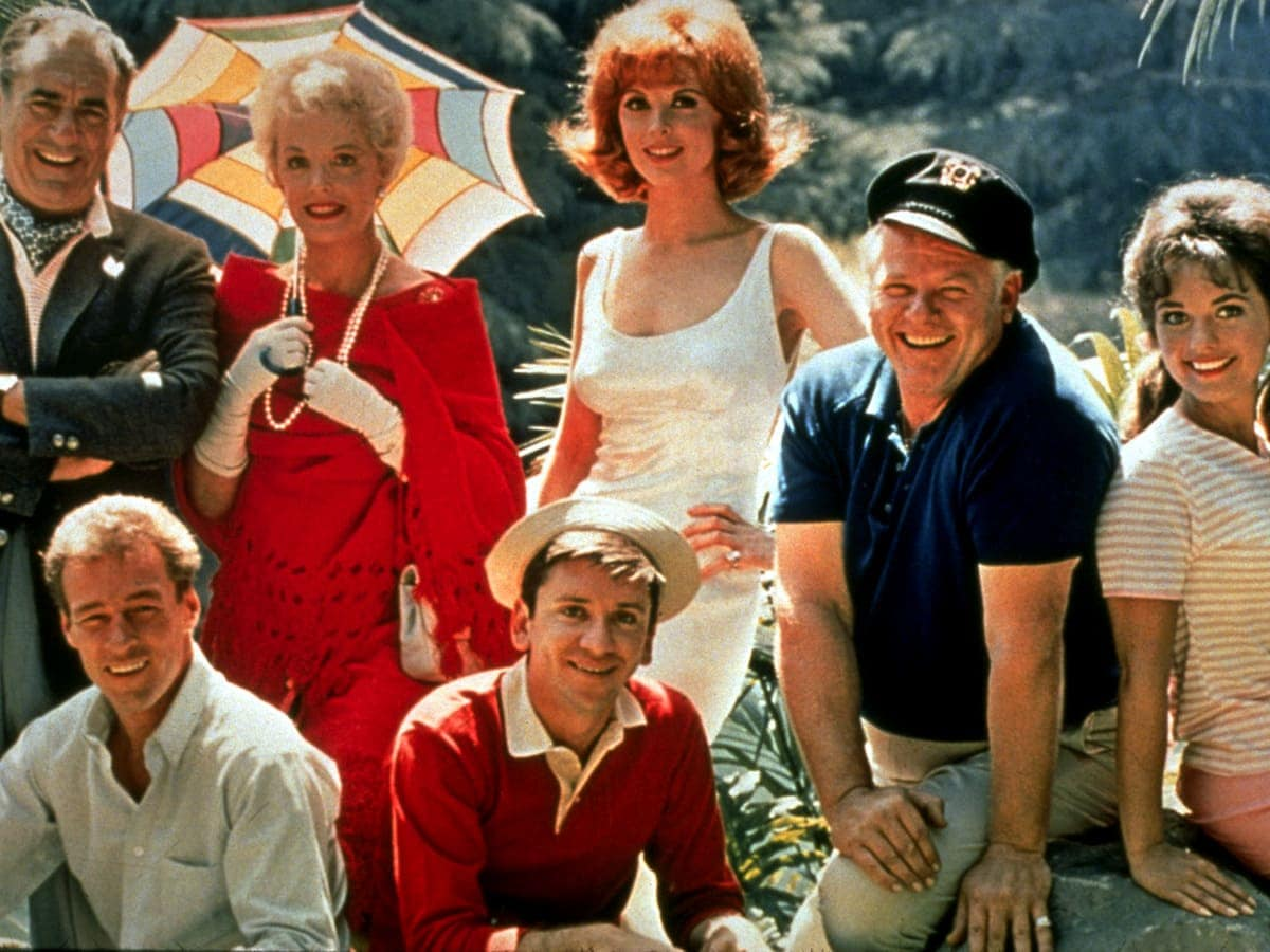 Gilligan's Island theme song & lyrics (1964-67)