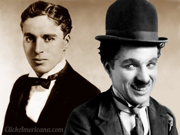 Charlie Chaplin never wanted to be a comedian