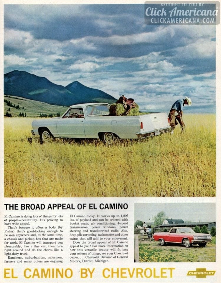 The broad appeal of El Camino