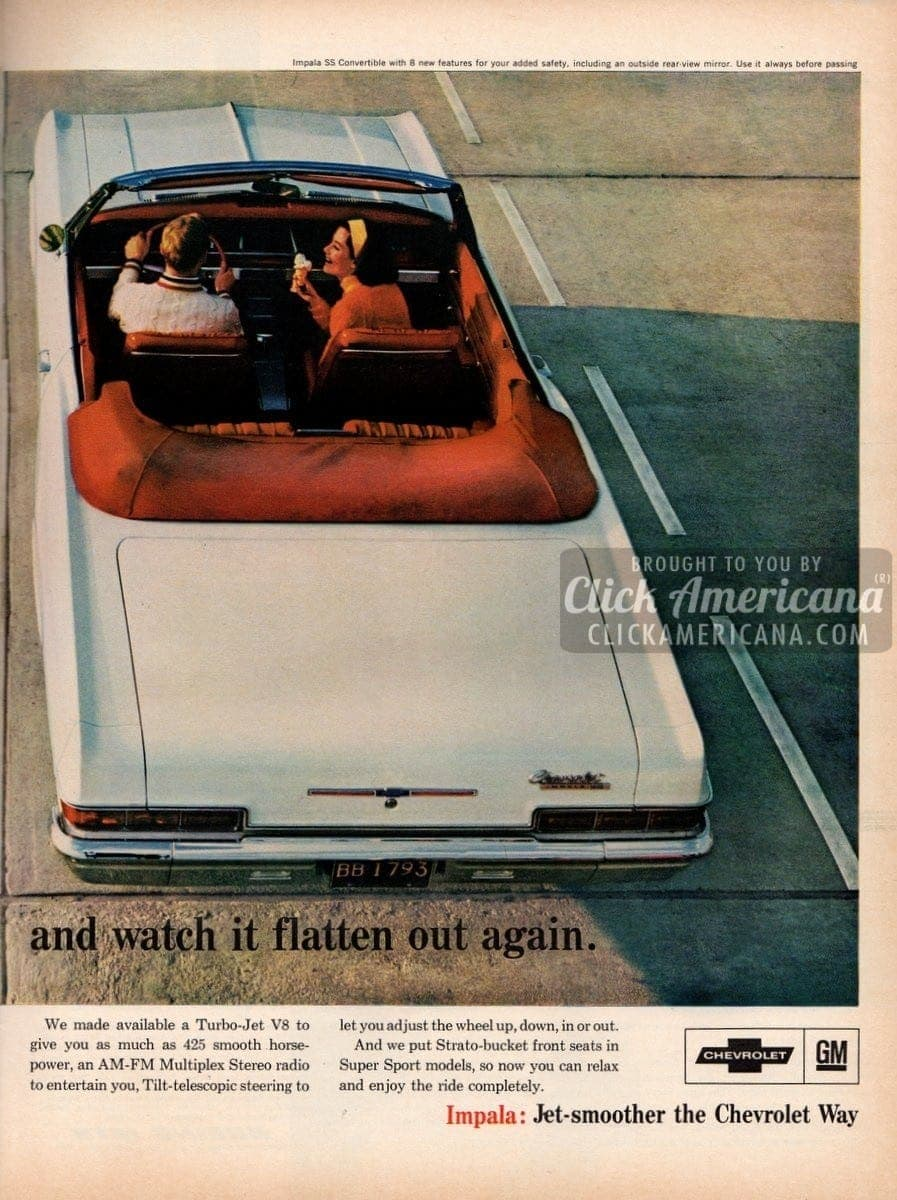 Impala: Jet-smoother the Chevrolet Way (1966)