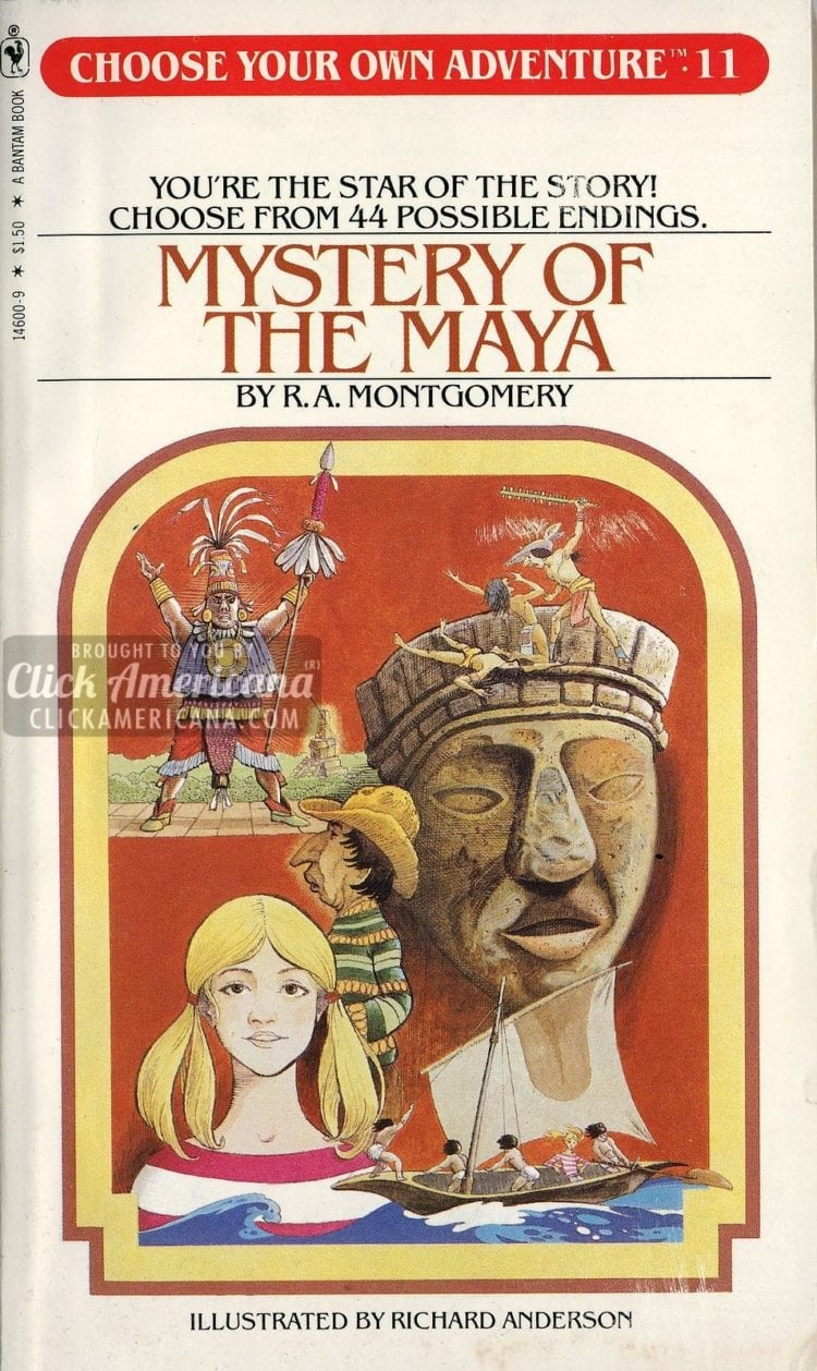 #11: Mystery of the Maya (1981)