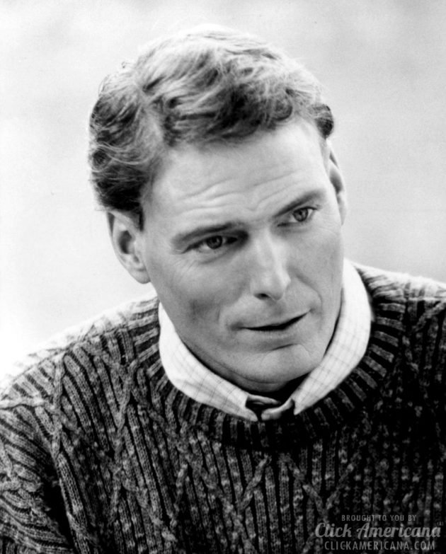 Christopher Reeve in the 1994 movie Speechless