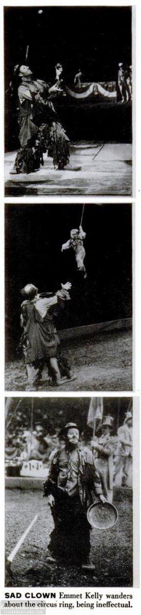 circus clowns 1940s (1)