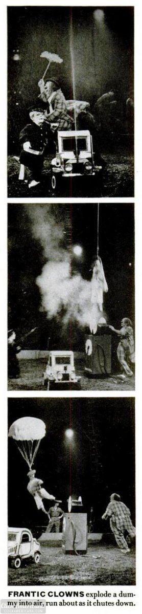 circus clowns 1940s (2)