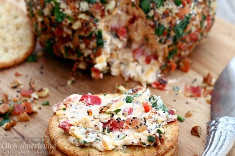 classic cheese ball recipes from the '70s