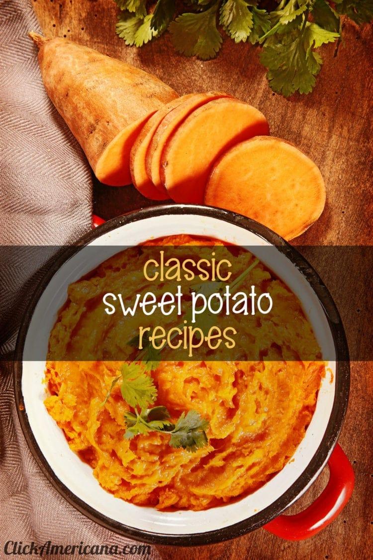 41 classic sweet potato recipes