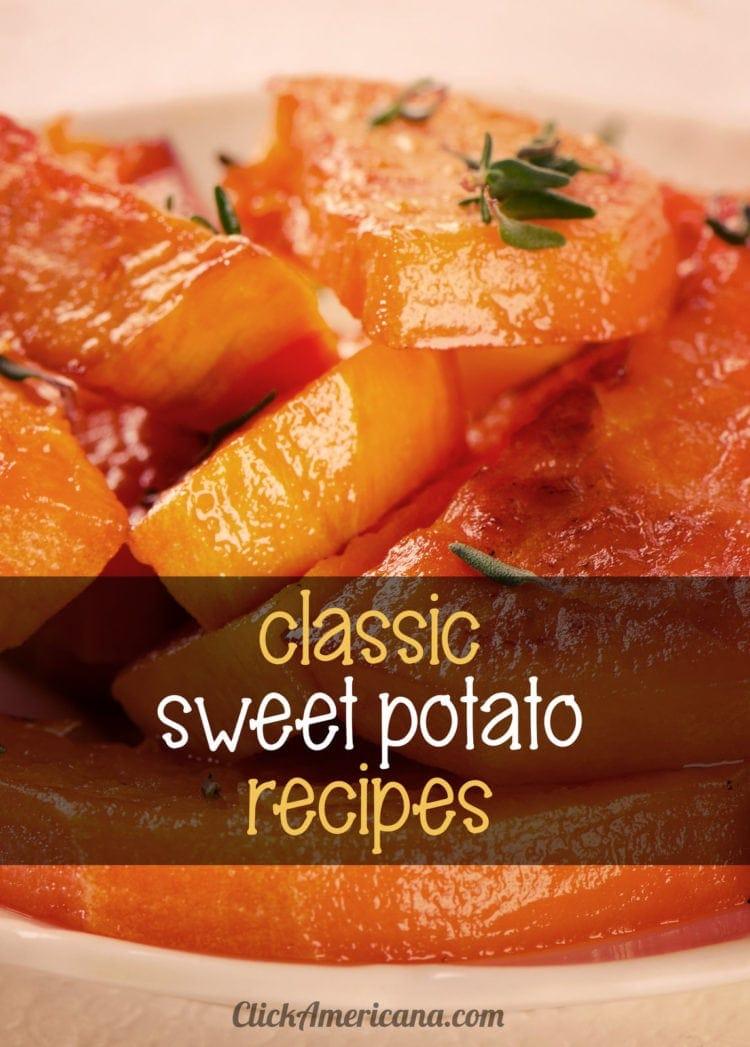 41 fantastic and classic sweet potato recipes