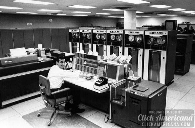 Computer programmers in short supply (1969)