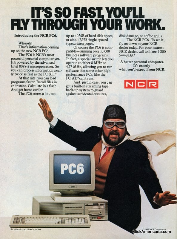 5 personal computer ads from the '80s - Click Americana