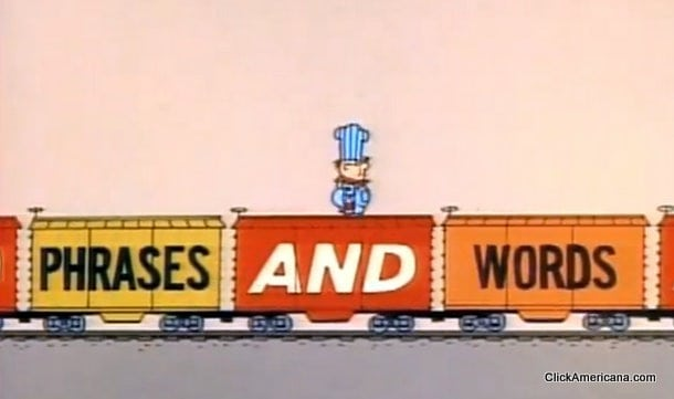 Conjunction Junction video & lyrics (1973)