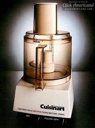 Miracle machines: The latest food processors (1977)