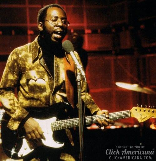 Music legend Curtis Mayfield: 1942-1999