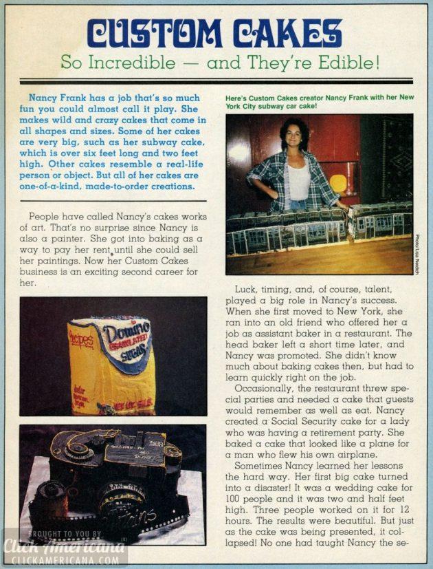 custom cake designs - dynamite - march 1982 (2)