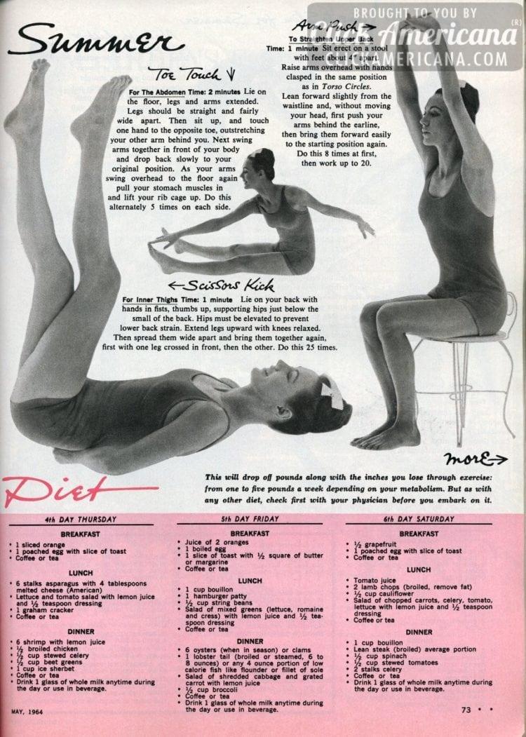 Trim the abdomen -- Time: 2 minutes