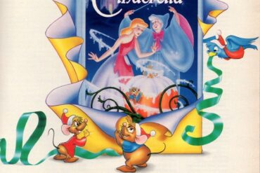 Get Cinderella on videocassette - for a limited time (1988)