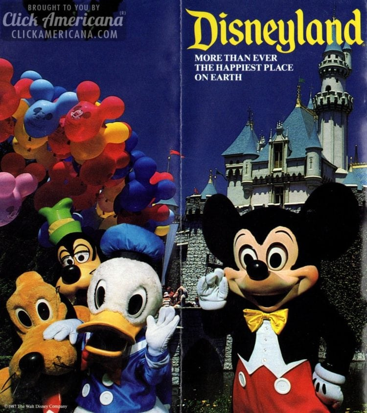 Disneyland 1988: More than ever the happiest place