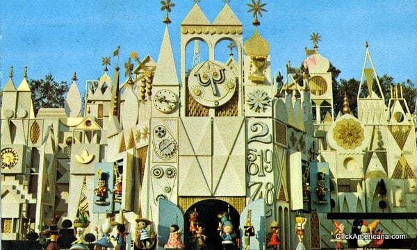 It's a Small World after all (1967) - Click Americana