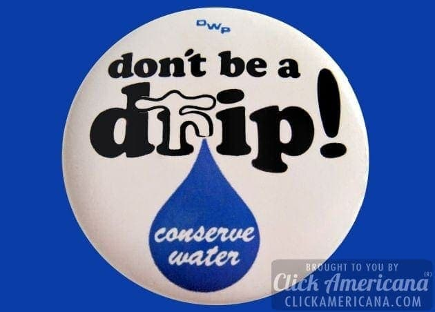 25 ways to save water & survive a drought (1977)