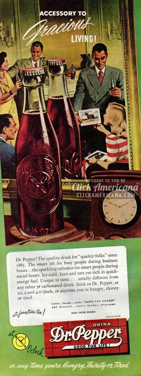 dr-pepper-for-gracious-living-1946