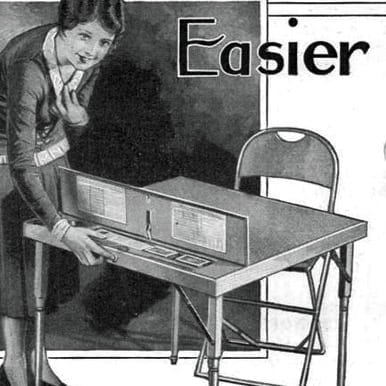 8 great gadgets to make home life easier (1931)