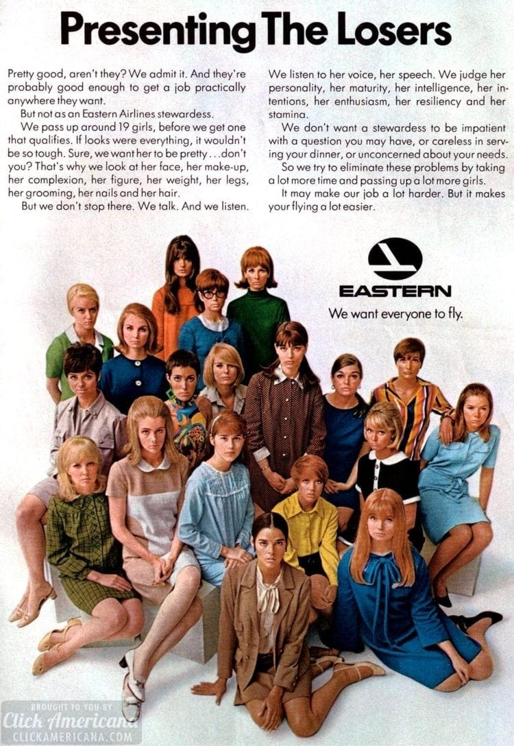 Eastern Airlines - losers