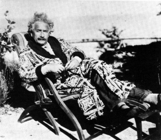 Was Albert Einstein a space alien? (2005)