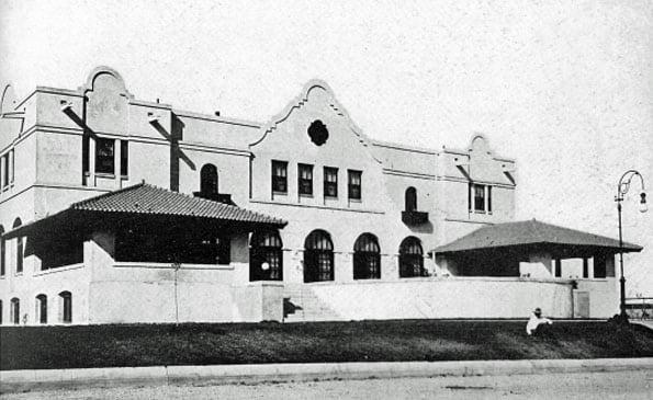 Building modern El Paso (1914)
