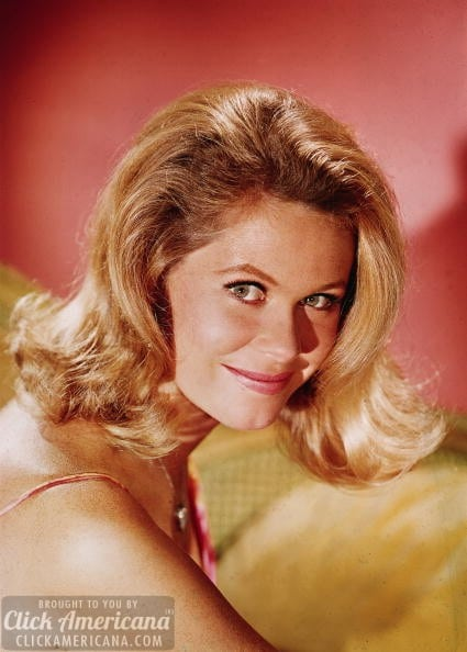 20 views of Bewitched actress Elizabeth Montgomery