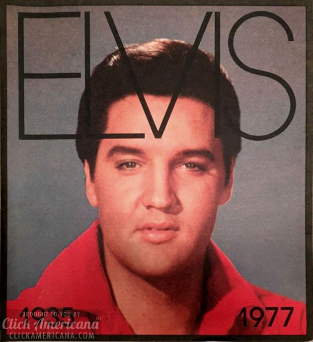 A look back at Elvis, from right after his death (1977)