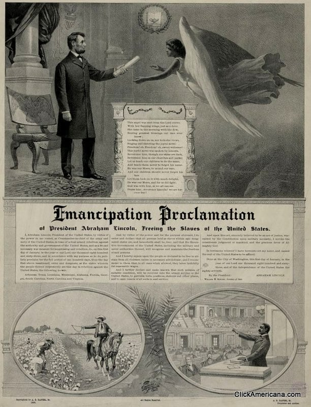 emancipation proclamation and its impact essay Although the emancipation proclamation did not including an essay on abraham lincoln and emancipation proclamation emancipation.