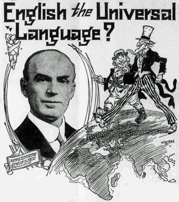 English the universal language? (1922)