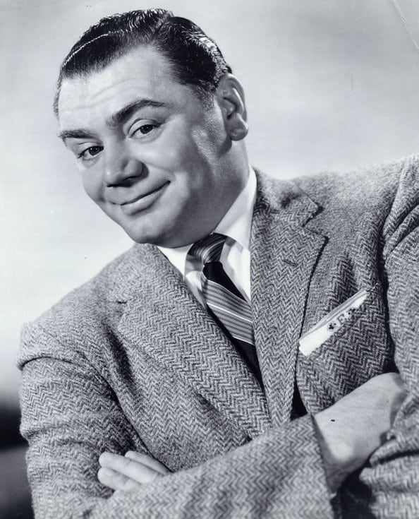 Ernest Borgnine (1917-2012)