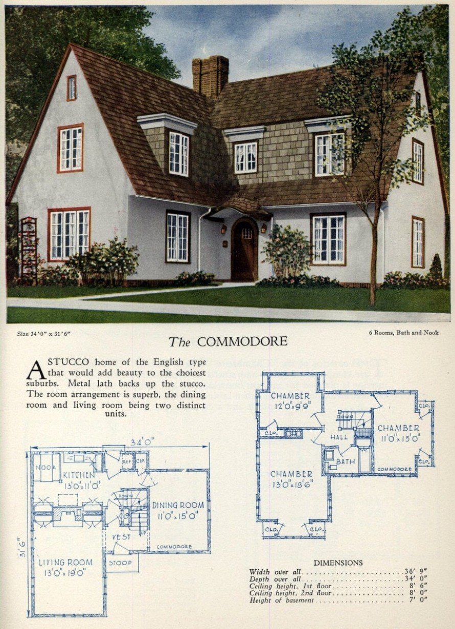 Fantastic 62 Beautiful Vintage Home Designs Floor Plans From The Interior Design Ideas Tzicisoteloinfo