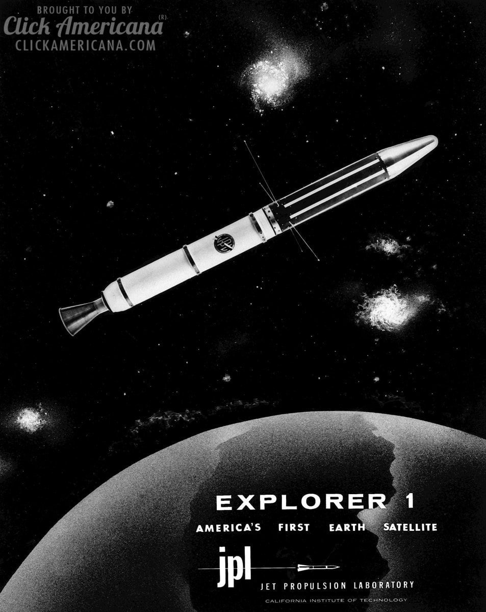 Space travel: Tougher than it looked (1958)