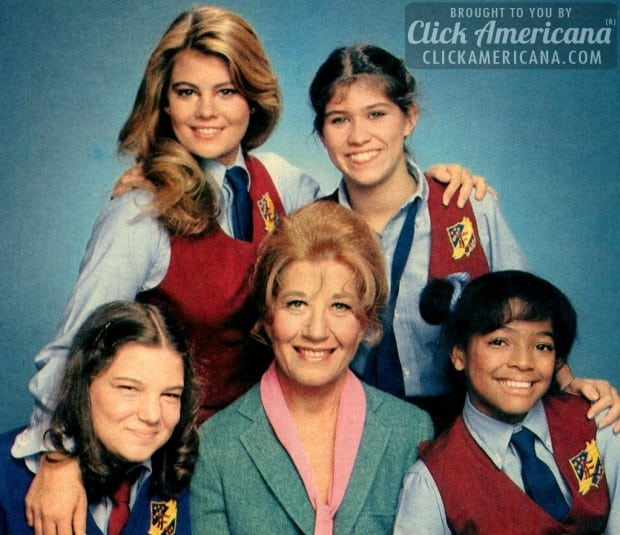 The Facts of Life: Jo, Blair, Tootie & Natalie (1981)