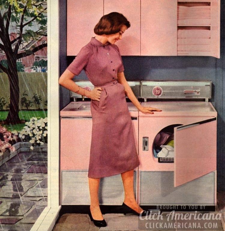 The laundry adoration society - 1957