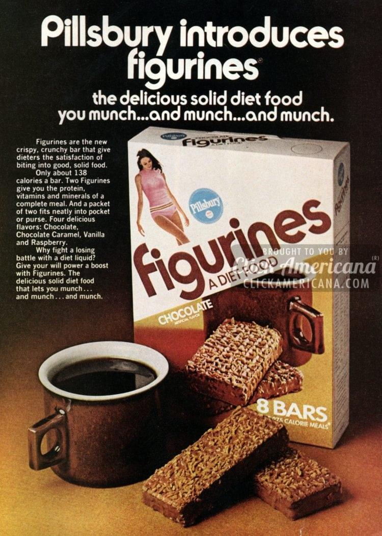 Pillsbury introduces Figurines (1974)