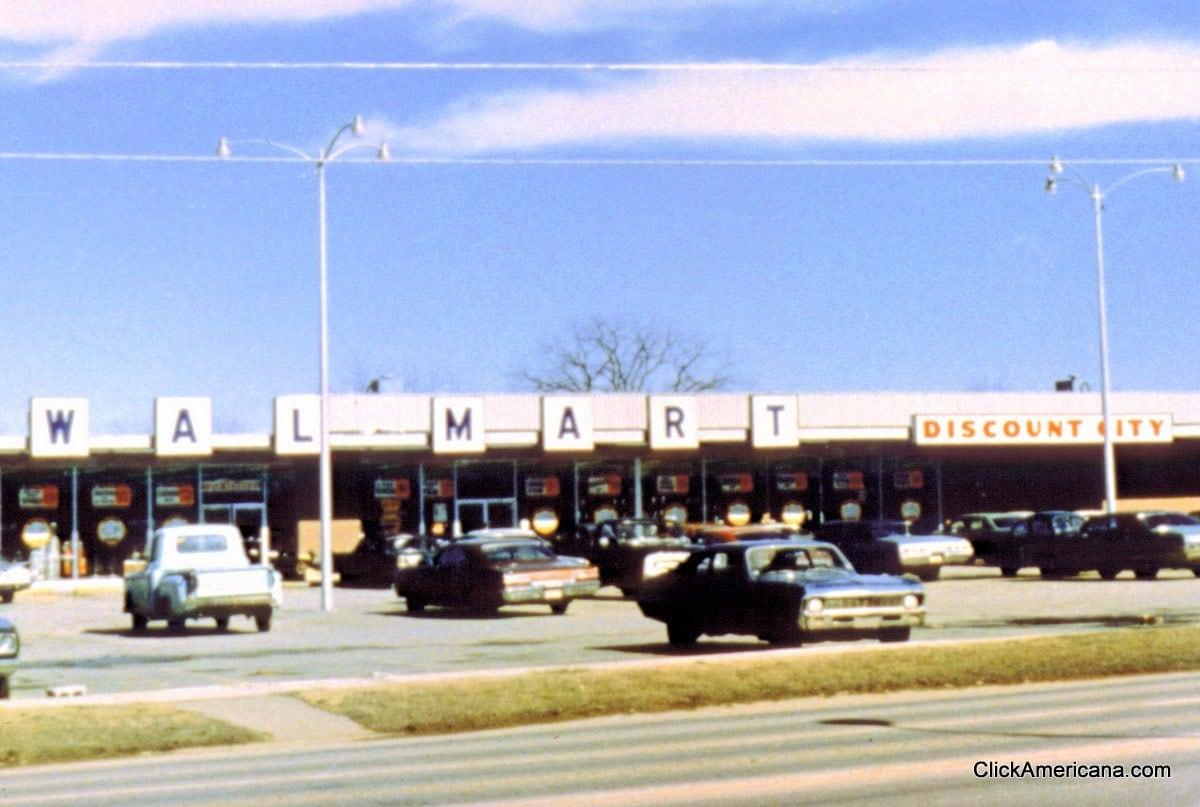 First WalmartSams Club 1962 Amp 1983 Click Americana