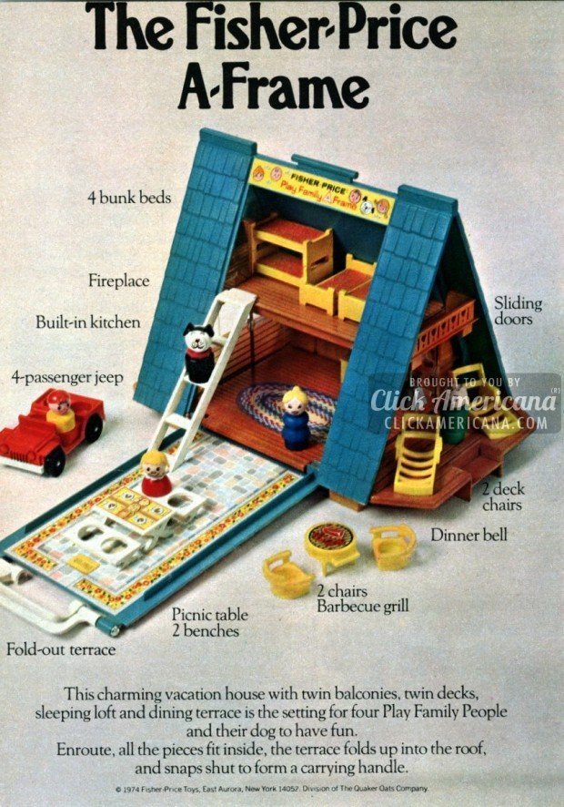 fisher-price-toys-a-frame-doll-house-july-1974