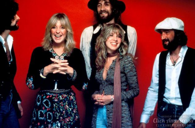 The reinvention of Fleetwood Mac (1976)