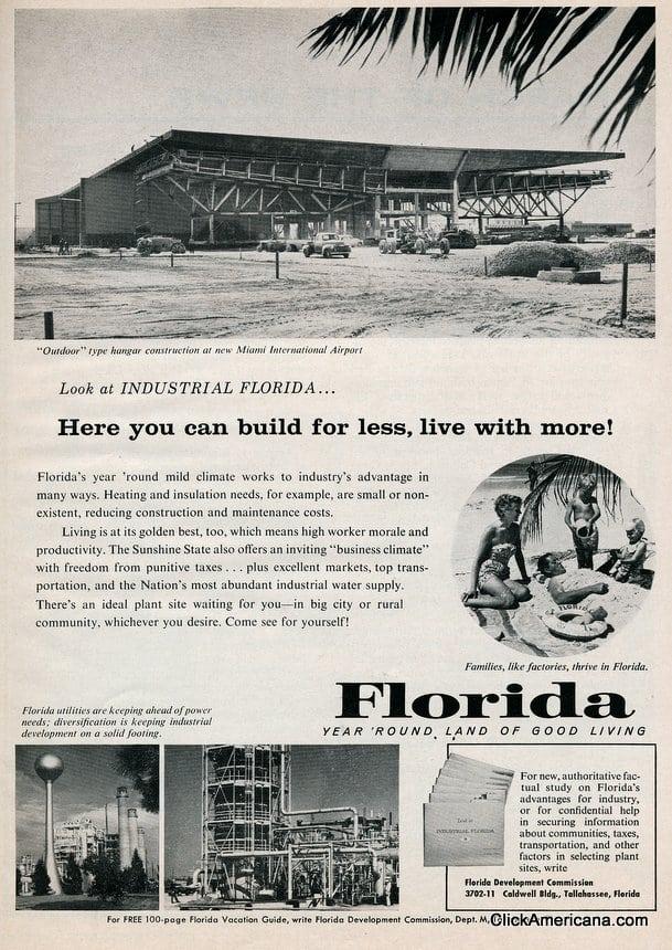 Florida: Year 'round land of good living (1958)